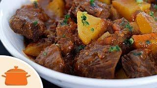 Como Fazer Carne de Panela igual da Vovó - Receita Prática