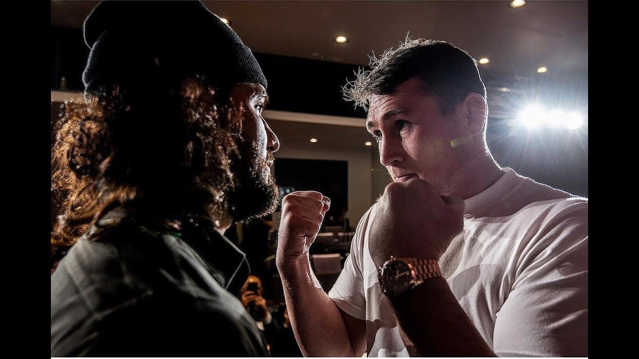 Full UFC London press conference (Darren Till vs Jorge Masvidal, Leon Edwards)