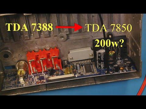 ремонт (улучшение) магнитолы 2DIN с Алиэкспресс