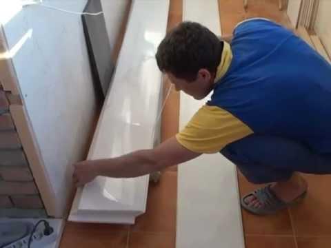 видео: Монтаж пластиковых панелей ОРТО