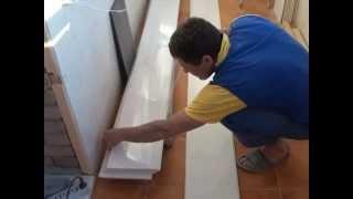 Монтаж пластиковых панелей ОРТО(, 2012-09-14T08:07:44.000Z)