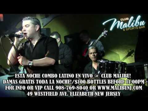 COMBO LATINO PERFORMING LIVE TONIGHT @ Club Malibu NJ