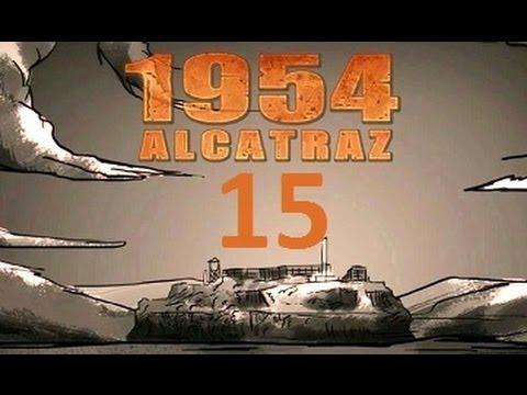 1954 Alcatraz - Part 15 English Let's Play Walkthrough |