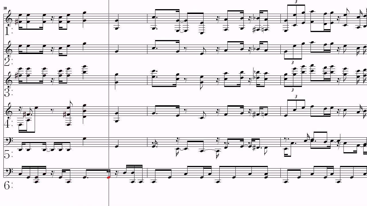 100+ Mario Piano Sheet Music – yasminroohi