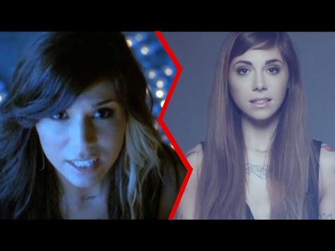 The Evolution of Christina Perri