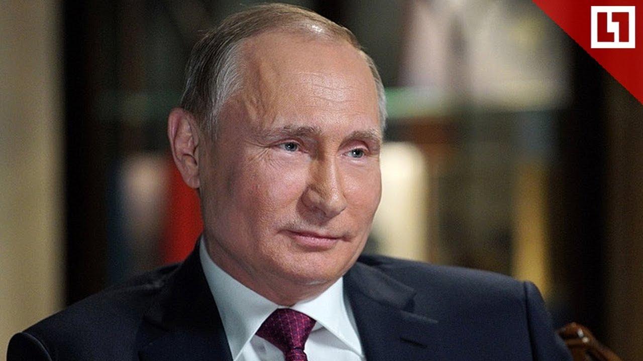 Австрийский ведущий превратил интервью в поединок и разгромно проиграл Путину