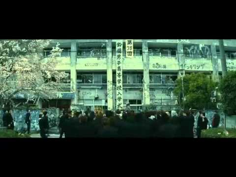 Crows Explode 2014 Trailer