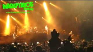 Rammstein en Argentina -  intro ich tu dir weh + te quiero puta 27-11-10