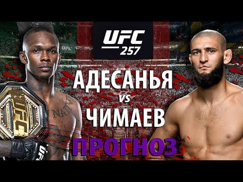 Никто не ожидал! UFC 257: Исраэль Адесанья Vs Хамзат Чимаев. Ударка или Борьба? Прогноз на бой ЮФС