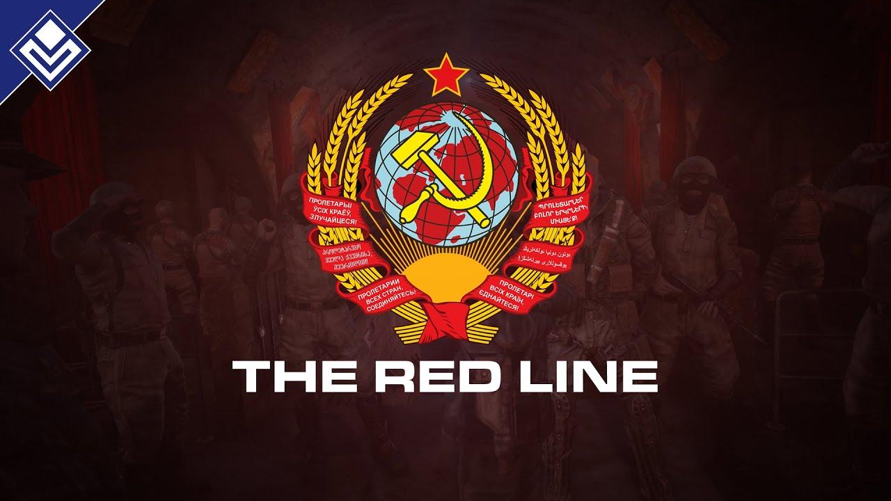 Red line metro