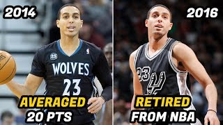 What Happened to Kevin Martin's NBA Career?