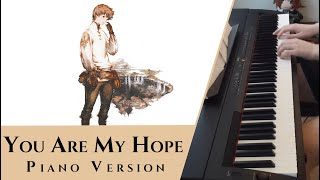 You Are My Hope(Tiz
