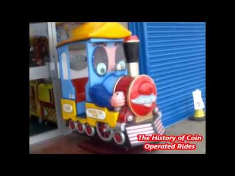 2000s Coin Operated Car Kiddie Ride Brum Doovi