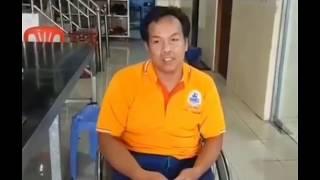 ស្តាប់បងជនពិការបកស្រាយរឿងទាហ៊ានប្រើអំពើហឹងង្សារមកលើរូបគាត់|Khmer News Sharing