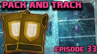 PACK AND TRACK EPISODE 33 *FULL LEGEND PULL* | MADDEN 19 ULTIMATE TEAM PACK OPENING