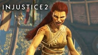 Injustice 2 - Introducing Cheetah Trailer