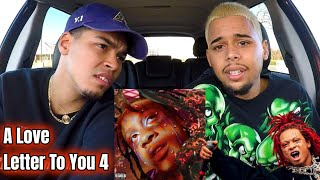 Gambar cover TRIPPIE REDD - A LOVE LETTER TO YOU 4 (ALBUM) REACTION REVIEW