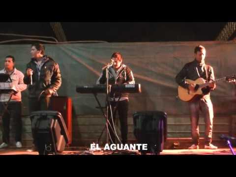 El Aguante - El gato moro, Laguna totora,  Chamame tropical en vivo 04   05 06 16