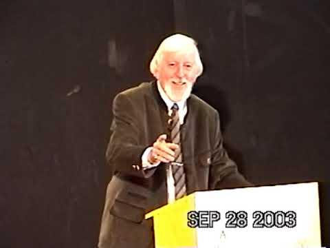2003/09/28 - Caroll Spinney Q&A at UCONN
