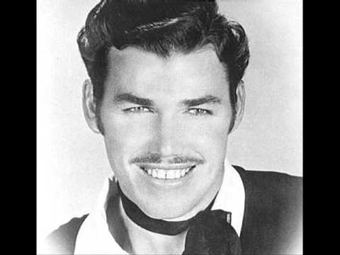 Slim Whitman - The Whiffenpoof Song 1956 Yale University Whiffenpoofs