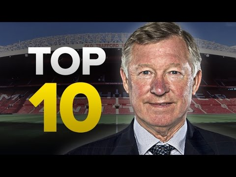 Top 10 Sir Alex Ferguson Signings