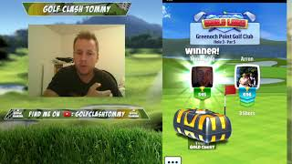 Golf Clash stream, Road to Glory - Episode 5!