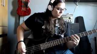 Kreator - Phantom Antichrist (Bass cover Barbara Ribeiro)