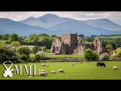 Musica irlandesa tradicional instrumental flauta y violin cantada para bailar