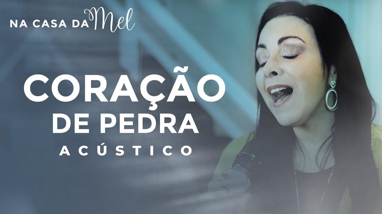 Cristina Mel - Coração de Pedra (Na Casa da Mel)