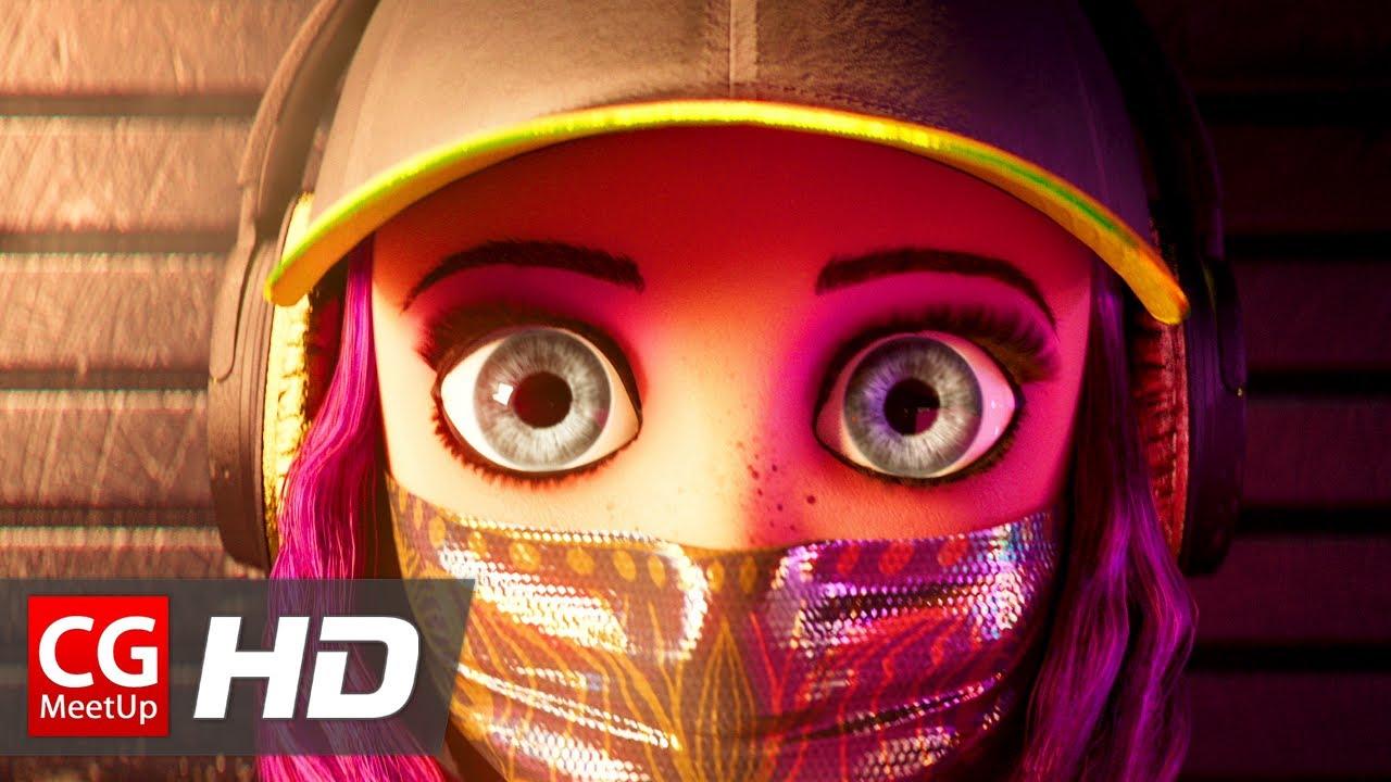 "CGI Animated Short Film: ""Cyber Kicks"" by Kris Theorin, Somethings Awry Productions | CGMeetup"