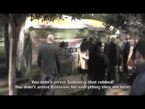 Israel vs. African Immigrants (January 2013)
