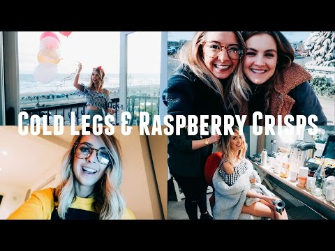 COLD LEGS & RASPBERRY CRISPS