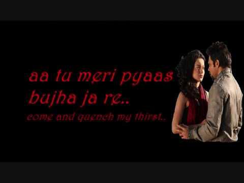 Raaz 2 - Maahi with lyrics & translation