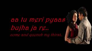 Raaz 2 - Maahi with lyrics & translation
