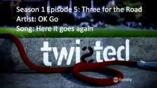 Twisted 1X06: Here It Goes Again - OK Go