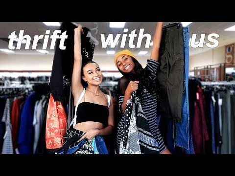 COME THRIFTING WITH US