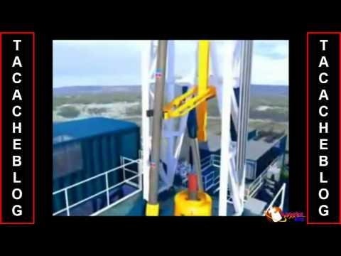 Perforacion de un pozo petrolero