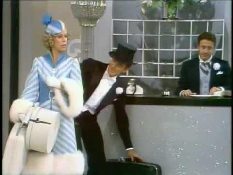 Carol Burnett- spoof on Rogers-Astaire films. Great!