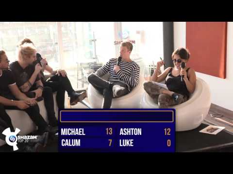 Shazamily Feud With 5SOS