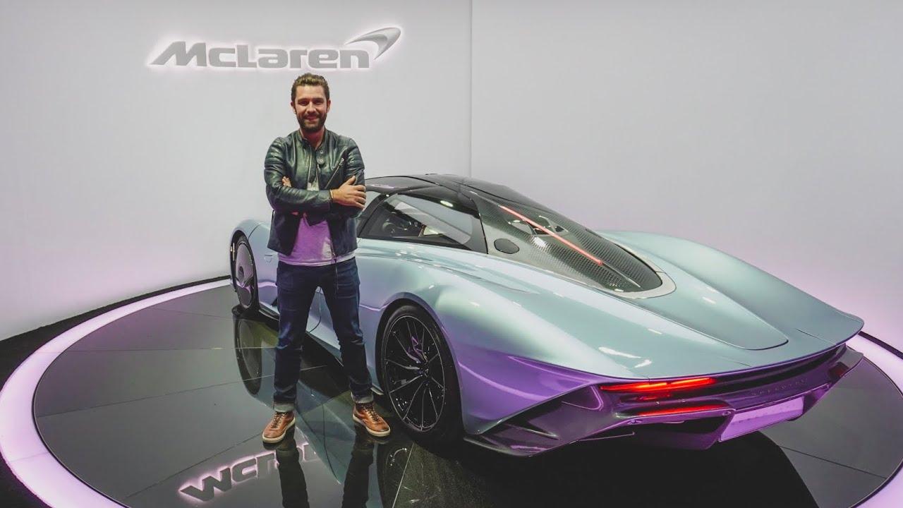 new mclaren speedtail hyper gt! 1000bhp, 250mph, £1.75m before tax