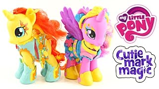 Video BIG My Little Pony Toy Haul Unboxing Fashion Style Ponies Water Cuties Princess Cadance MLP DCTC download MP3, 3GP, MP4, WEBM, AVI, FLV Maret 2017