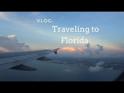 VLOG: Visiting my best friend in Florida · 2017