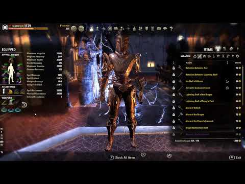Lightning Staff vs Ice Staff: Which Should Tanks Use? | The Elder Scrolls Online