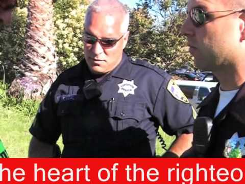 Kevin Arrested for preaching the gospel