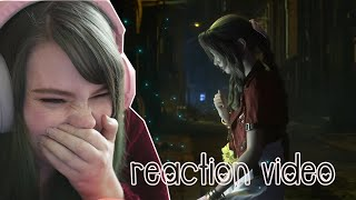 Final Fantasy VII Remake full opening movie reaction!!