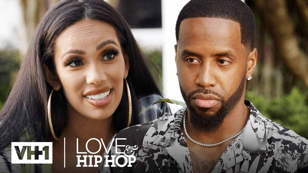 Safaree Is Left SPEECHLESS When Erica Reveals They're Expecting 😱  Love & Hip Hop Atlanta