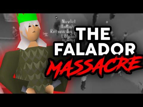 A Complete History Of RuneScape's Falador Massacre