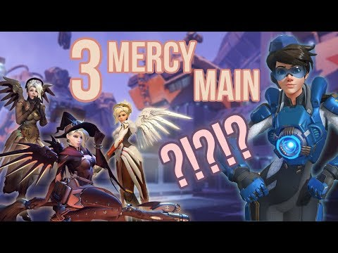 SoOn OW - 3 MERCY MAINS ?!? #9 [FR]