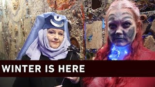 Selected South African Game of Thrones fans were given a special screening of the Game of Thrones Season 8 Premiere at the Hyde Park Corner Nu Metro Cinema. Fans came dressed in their special outfits for an early Monday morning.