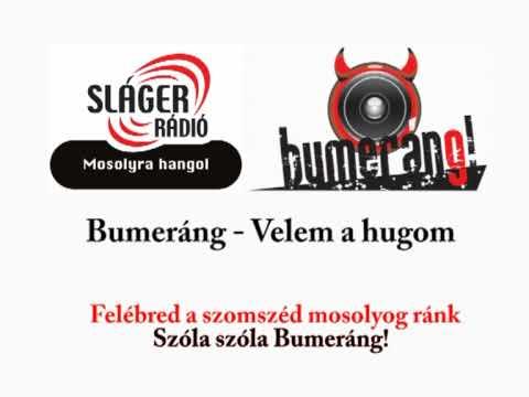 Karaoke -  Bumeráng - Velem a hugom